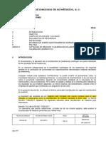 MP-CA005 Politica Incertidumbre Mediciones