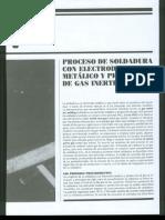 Seccion v (Introduccion) Proceso de Soldadura Con Electrodo Metalico y Proteccion de Gas Inerte