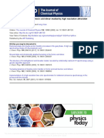 Proton Tunneling in the Benzoic Acid Dimer Studied by High Resolution Ultraviolet