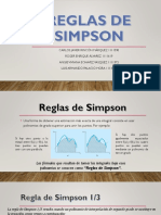 Regla de Simpson