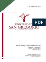 Crecimiento Urbano y sus Afectaciones.docx