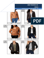 Wholesale Price List _Women Genuine Leather Jackets & Coats 1