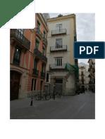 Recorregut València - Ciutat Vella - El Carme