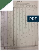 Plantilla de Corrección EPQ-J y EPQ-A