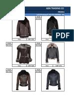 Wholesale Price List _Women Genuine Leather Jackets & Coats 3