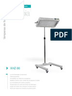 Lampara Fototerapia Xhz 90