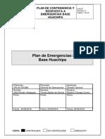 Plan de Contigencia Base Huachipa