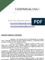 DIREITO CONTRATUAL CIVIL I slides 1S-19.pptx