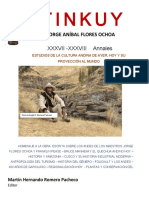 JORGE a. FLORES OCHOA Martín Hernando Romero Pacheco Tinkuy 2