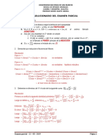 Parcial de Algebra y Geometria Analitica