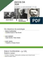 Apesentação - Os Classicos da Sociologia.pdf