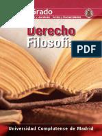 Derecho y filosofía