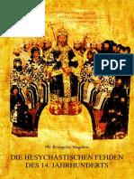 [E-BOOK] DIE HESYCHASTISCHEN FEHDEN DES 14. JAHRHUNDERTS