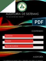 Auditoría de Sitemas (1)