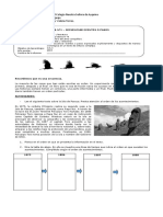 Guía Nº2 Secuencias Séptimo Básico