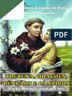 Trezena Orações a Santo Antonio