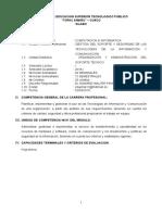 4. Silabo de Org. y Adm. de Soporte Tecnico