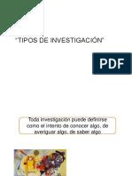 352027066 Tipos de Investigacion