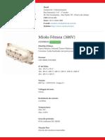 Miolo Fêmea (380V) - SMB635 (1)