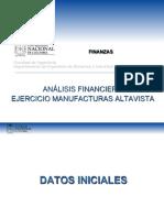 Analisis Ejercicio Manufacturas Altavista