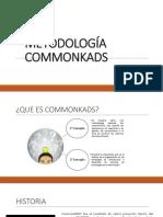 metodologia COMMONKADS