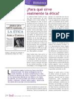 Dialnet-ParaQueSirveRealmenteLaEtica-4611498