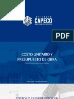 Semana 2 - Costos y Presupuestos.pptx
