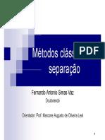 Metodos Classicos de Separacao-Feijão (1)