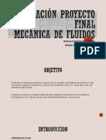 Aplicación Proyecto Final