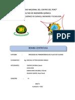 Bombas Centrifugas (Informe Final) Original