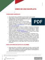Términos y Condicones de uso DaviPlata 04032019 (2).pdf