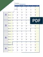 2019 calendar organizer.docx