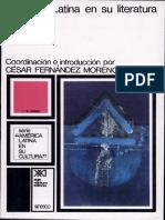 America Latina en Su Literatura