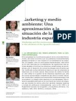 Marketing y Medio Ambient e