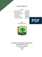 Laporan Akhir Model Course Schedulling