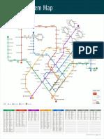 SMRT Network Map