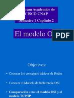 Presentacion2 Modelo OSI-TCPIP