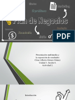 U.3 S.8. Actividad 2 Presentacion Multimedia