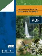 Informe Geoambiental Nueva Esparta