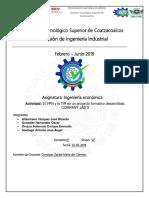 Proyecto Ingenieria Economica. 2019