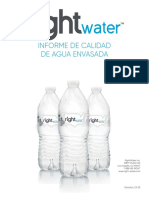 RightWater WaterQualityReport Spanish California