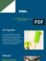paletas presentation
