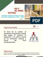 Sesión 7 PPT Cambios Sociales de La Crisis Del Orden Oligarquico