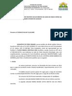 DEF - FEIRA GRANDE X PATRICIA MUNIZ E OUTRA - SECRETÁRIO ESCOLAR - NOMEAÇÃO - CONCURSO PÚBLICO - 0700423-09.2017.8.02.0060