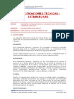 Especificaciones Tecnicas Estructuras Modificado - Piscina de Moho - Comp 01