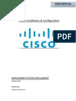 Instalasi Dan Konfigurasi Cisco 891F
