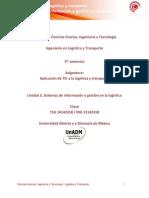 U3.Sistemas de Informcion y Gestion de Logistica