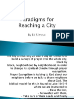 Paradigms for Reaching a City_By Ed Silvoso_20190314
