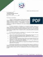 Resolución del Comité Ejecutivo de la Superliga
