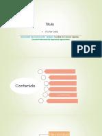Plantilla presentación-Seminario